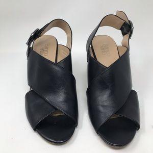 Franco Sarto Women's Gabbey Heeled Sandals